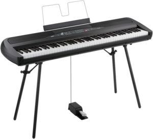 Korg sp280 elektrische piano